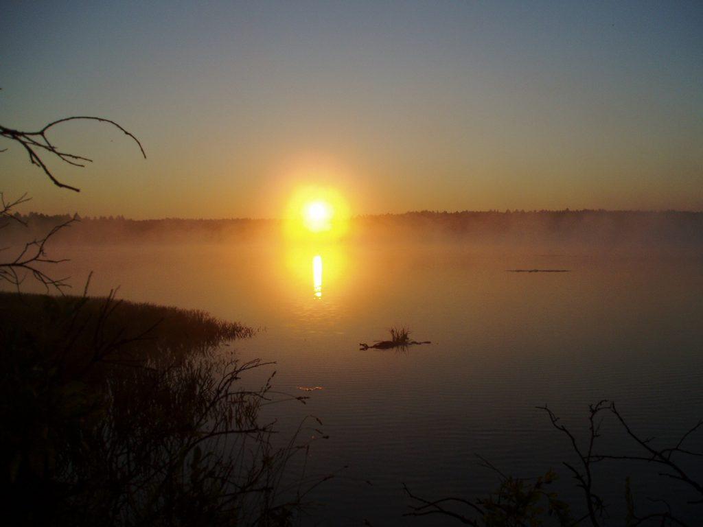 между стеной окунево омская область пять озер фото рассказываем