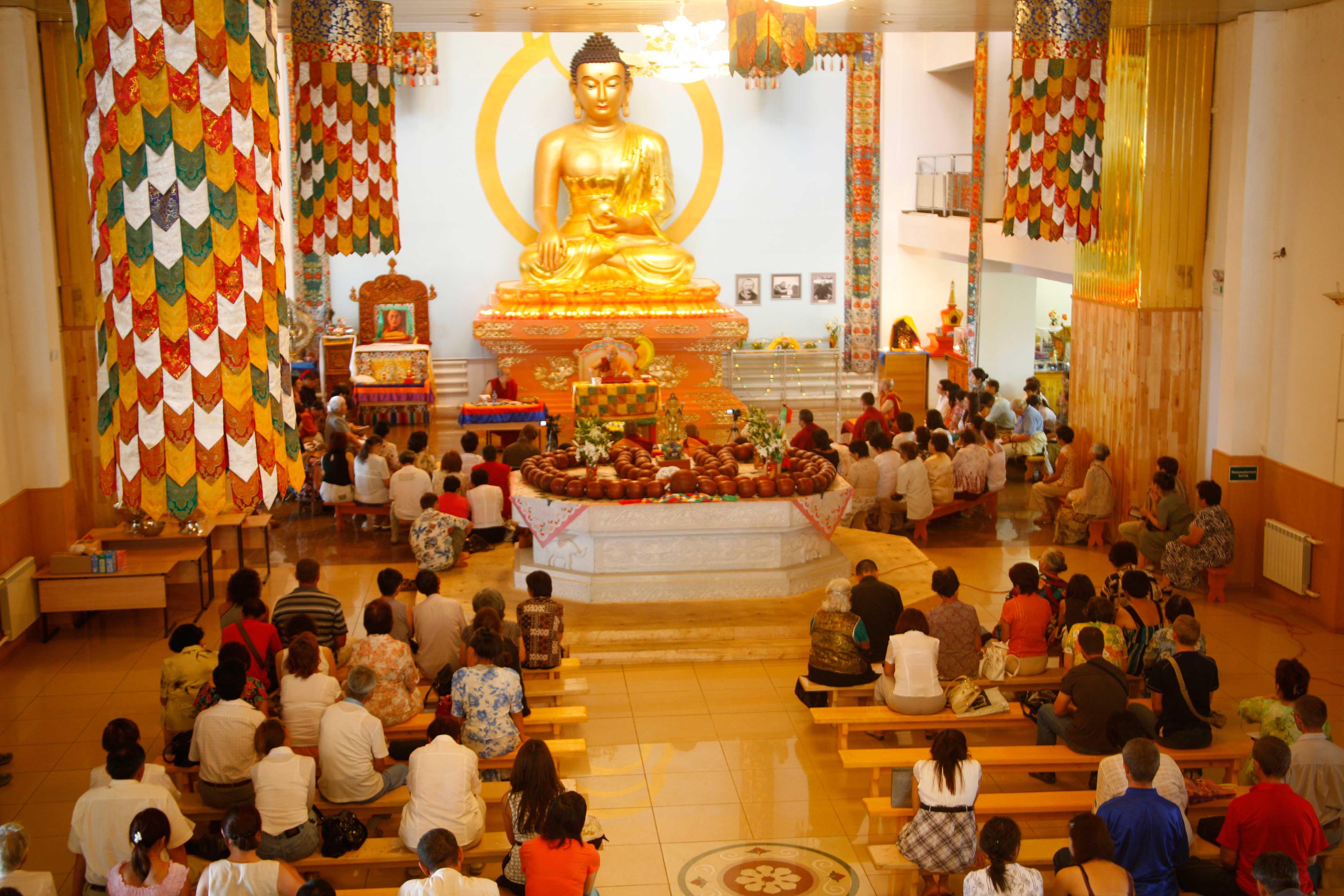 Сагаалган — Буддийский Новый год в Сибири