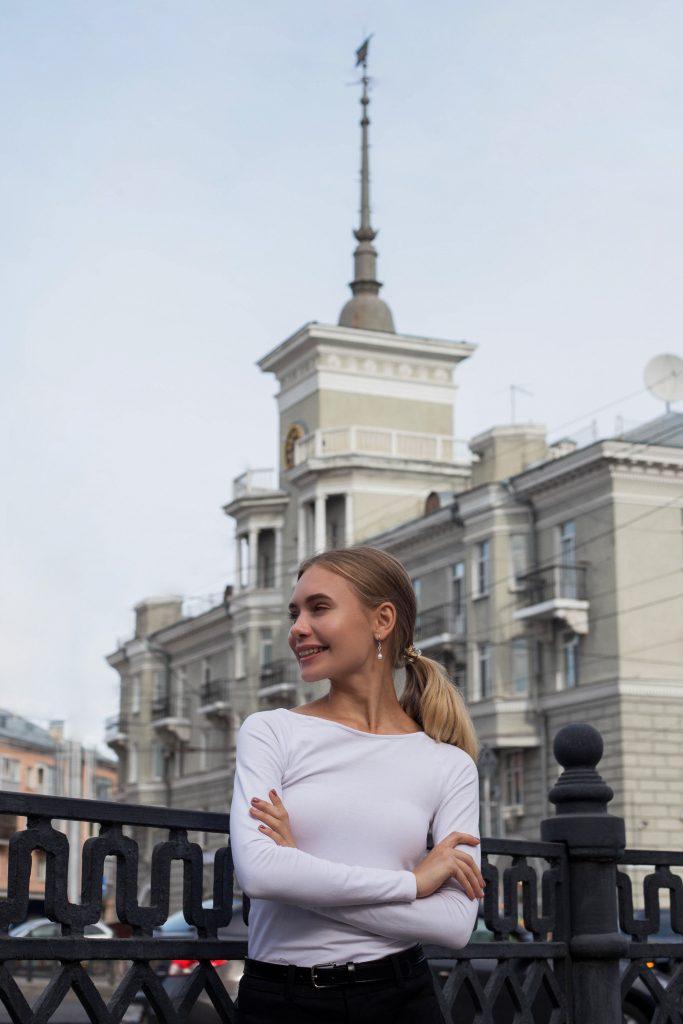 Неформальный символ Барнаула: «Дом под шпилем»