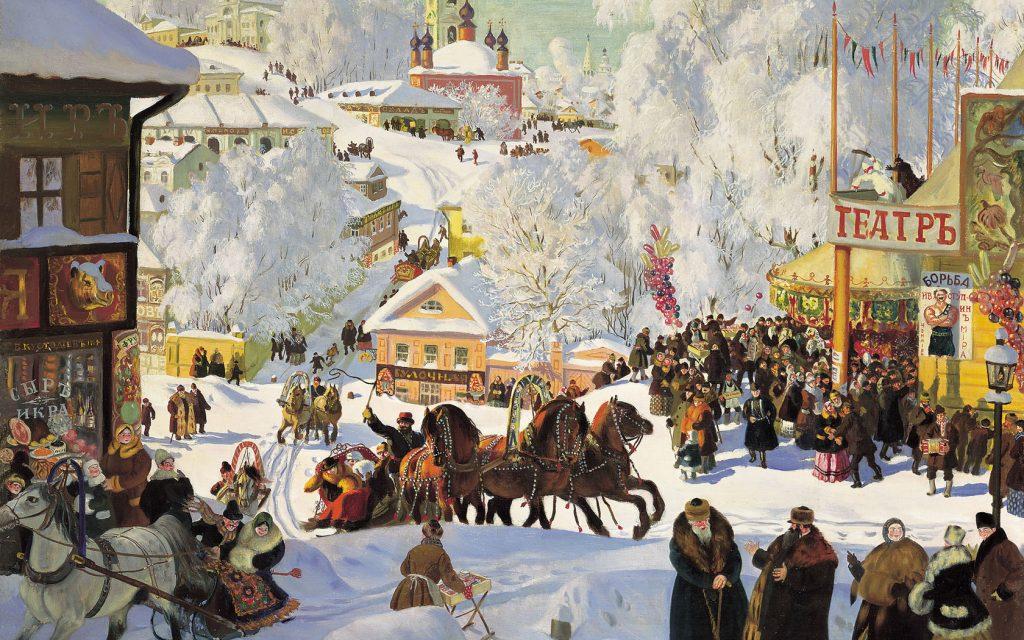 Забытый праздник – День Сибири