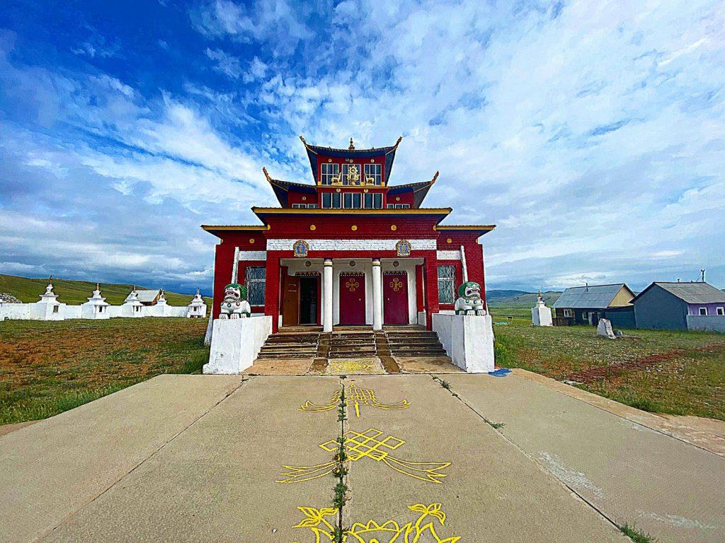 Туризм и отдых в республике Бурятия. Туристическая Сибирь