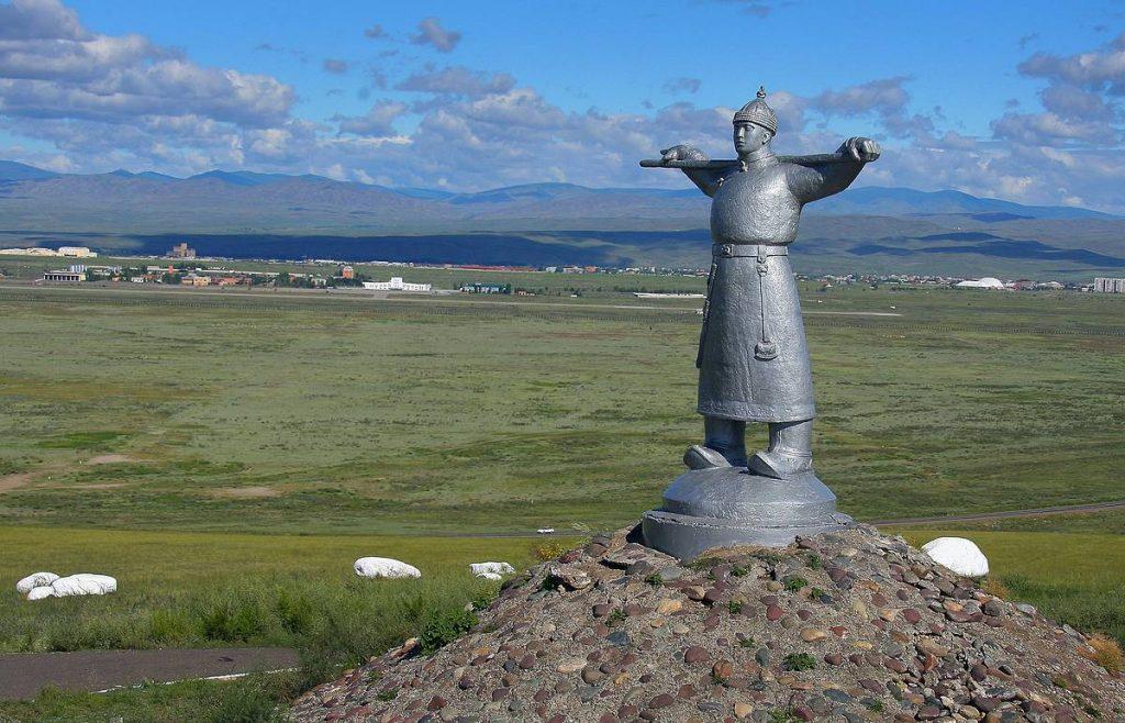 Туризм и отдых в Республике Тыва. Туристическая Сибирь