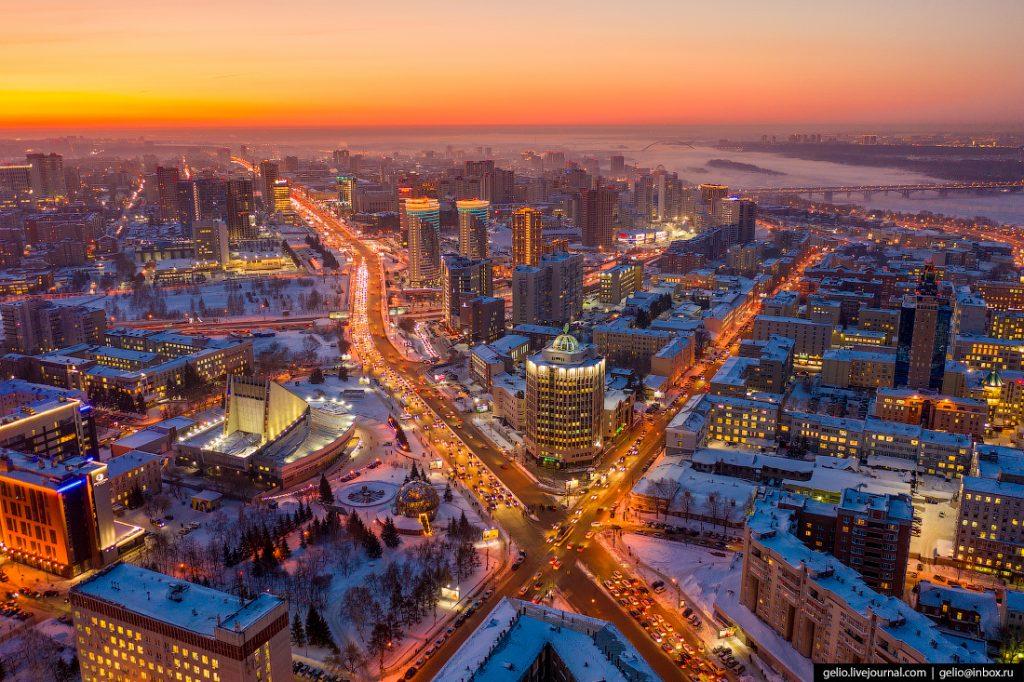 Туризм и отдых в Новосибирской области. Туристическая Сибирь