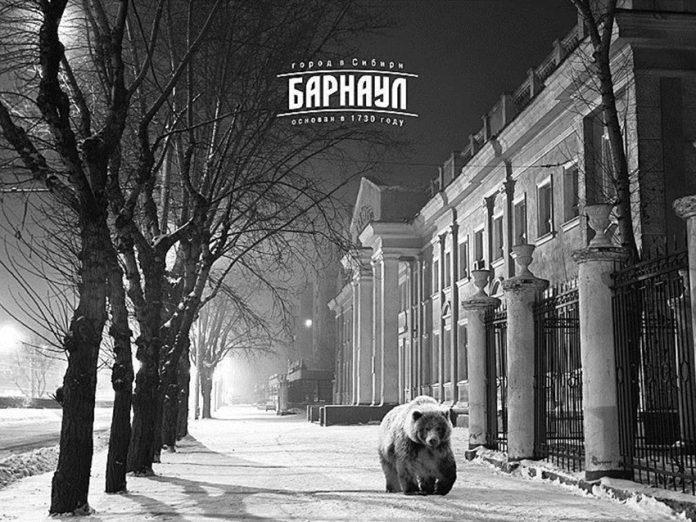 О добром духе медведя – хранителе Барнаула