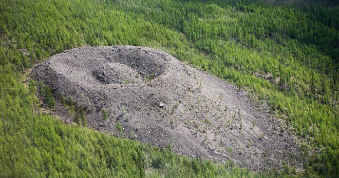 Патомский кратер – неразгаданная тайна Сибири