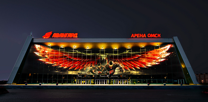 Сибирский Колизей – «Арена Омск»