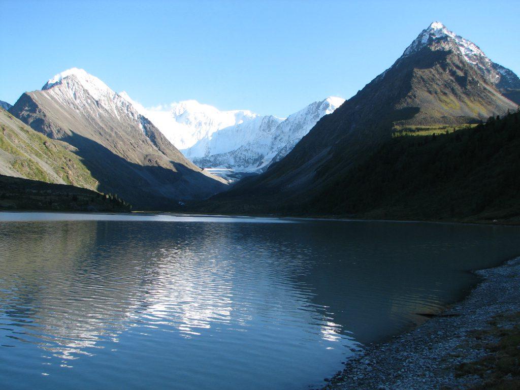 Идём к горе Белуха – высочайшей точке Сибири
