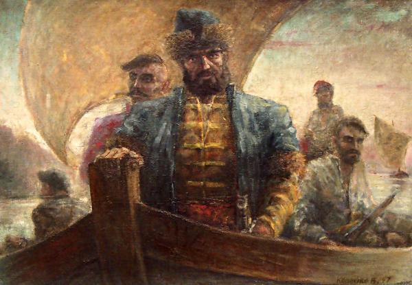 Покоритель Сибири – Ермак