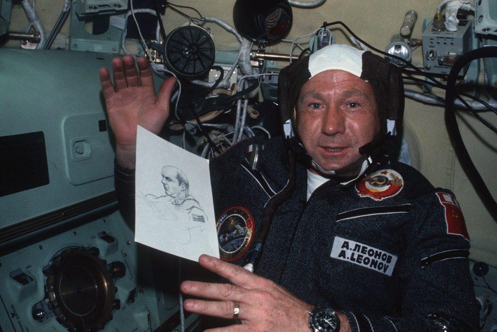 Сибиряки – покорители космоса