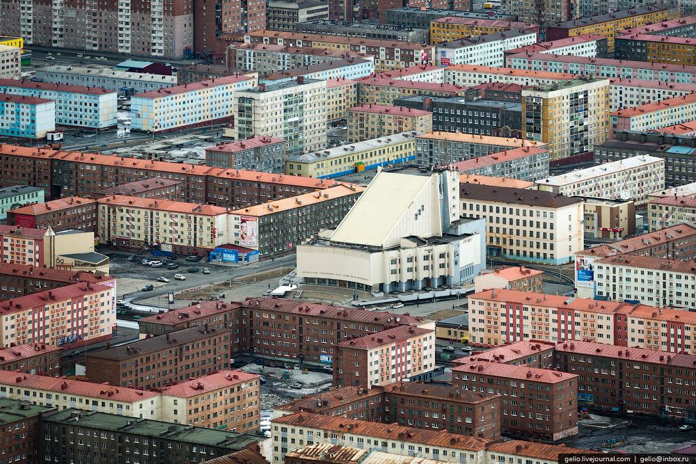 Самый северный театр в мире