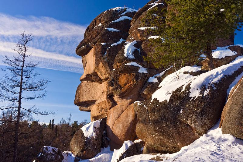 Красноярские столбы – неприступные стены Сибири