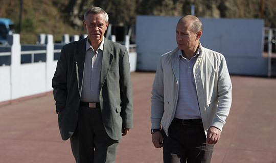 Валентин Распутин – сибирский писатель о Сибири