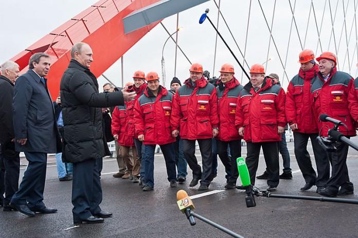 Первые лица России в Новосибирске!