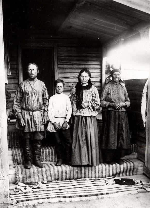Челдоны — первые русские сибиряки