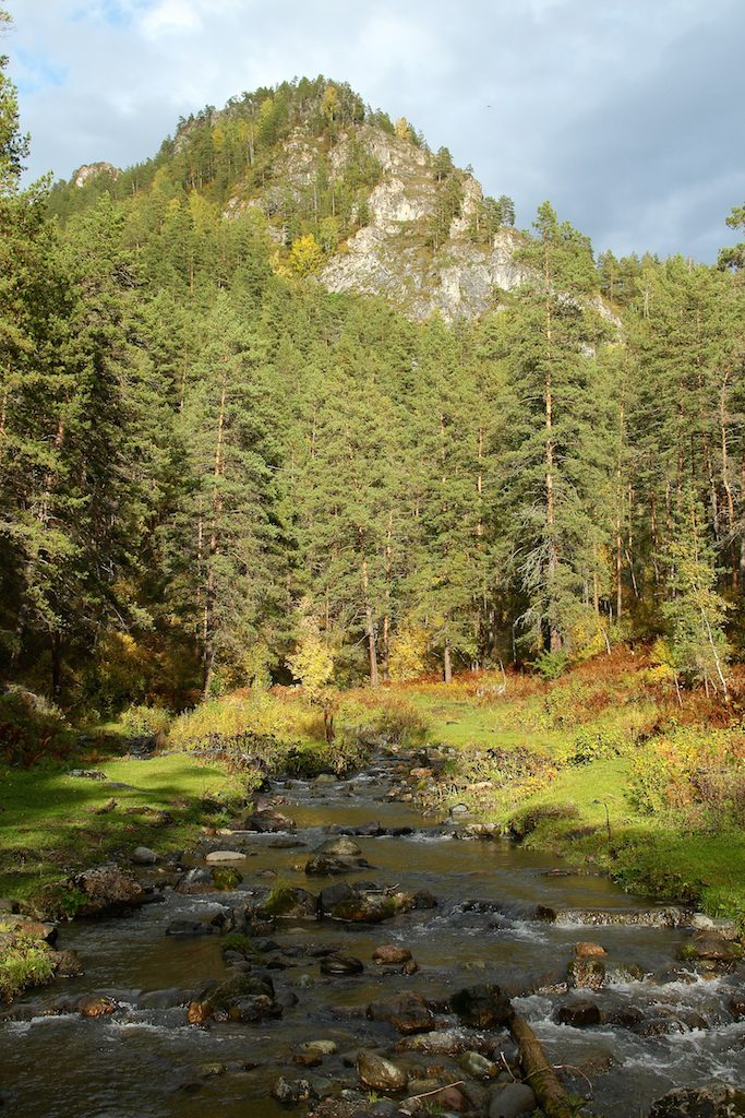 Путешествие в сказку. Золотая осень в Горном Алтае
