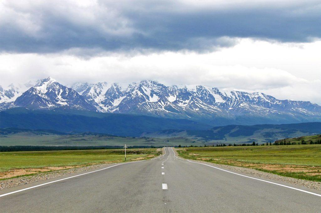 Чуйский тракт. Путешествие по горной стране