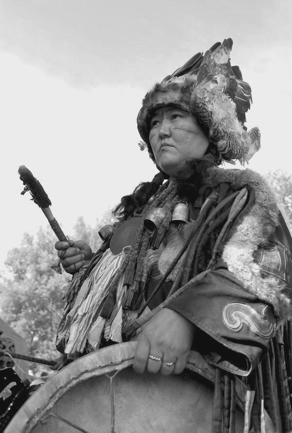 Шаман – хранитель коренных сибирских народов