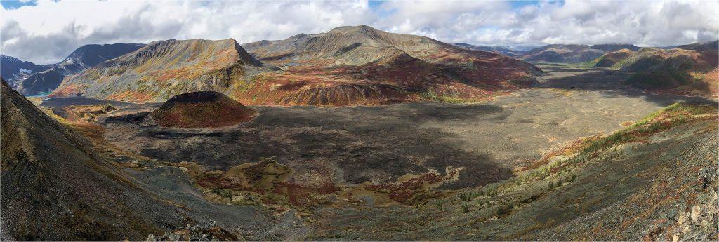 Хи-гол – долина сибирских вулканов