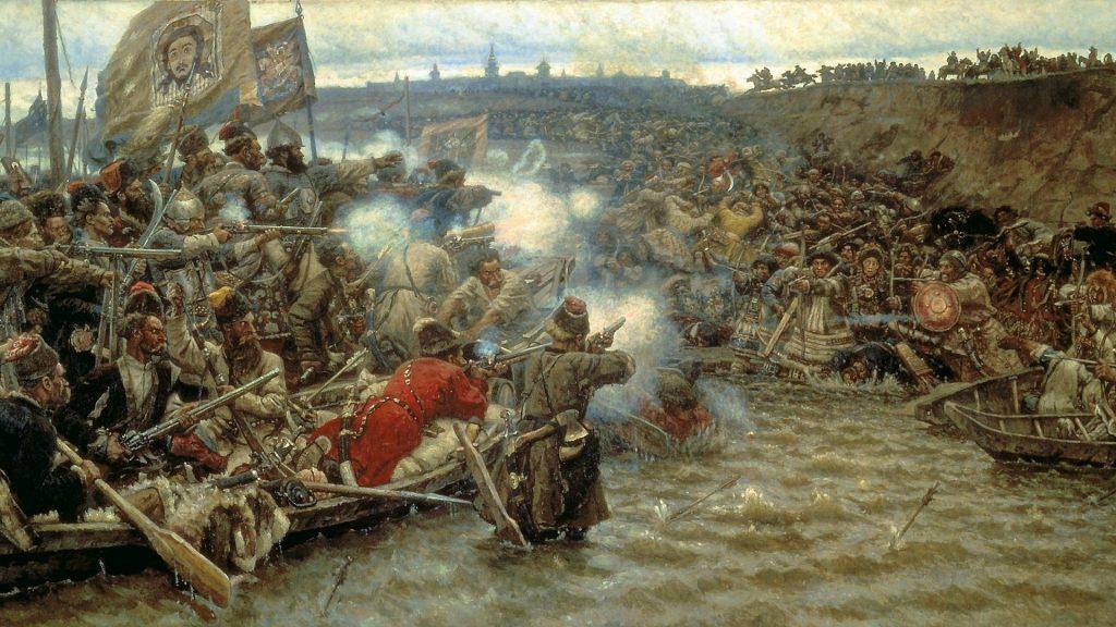 500 лет освоения Сибири. Как это было?
