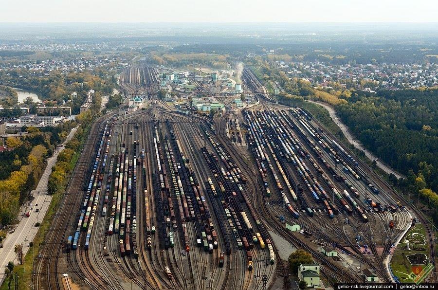 Транссибирская магистраль – крупнейшая железнодорожная артерия в мире