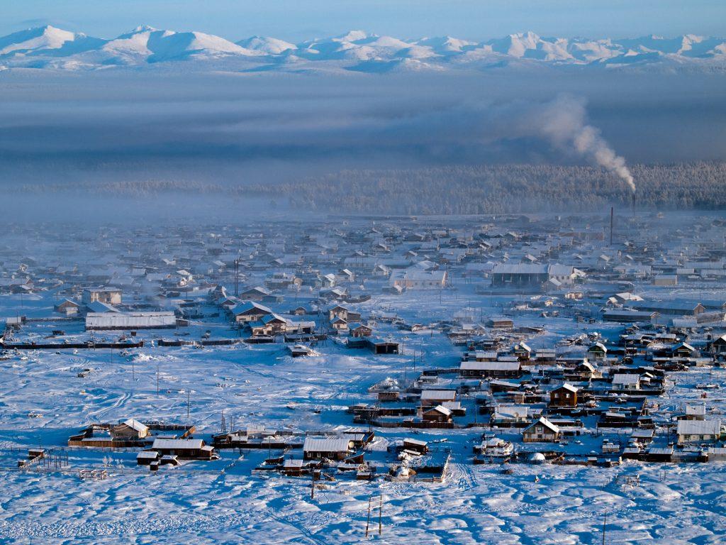 Самая-самая Сибирь