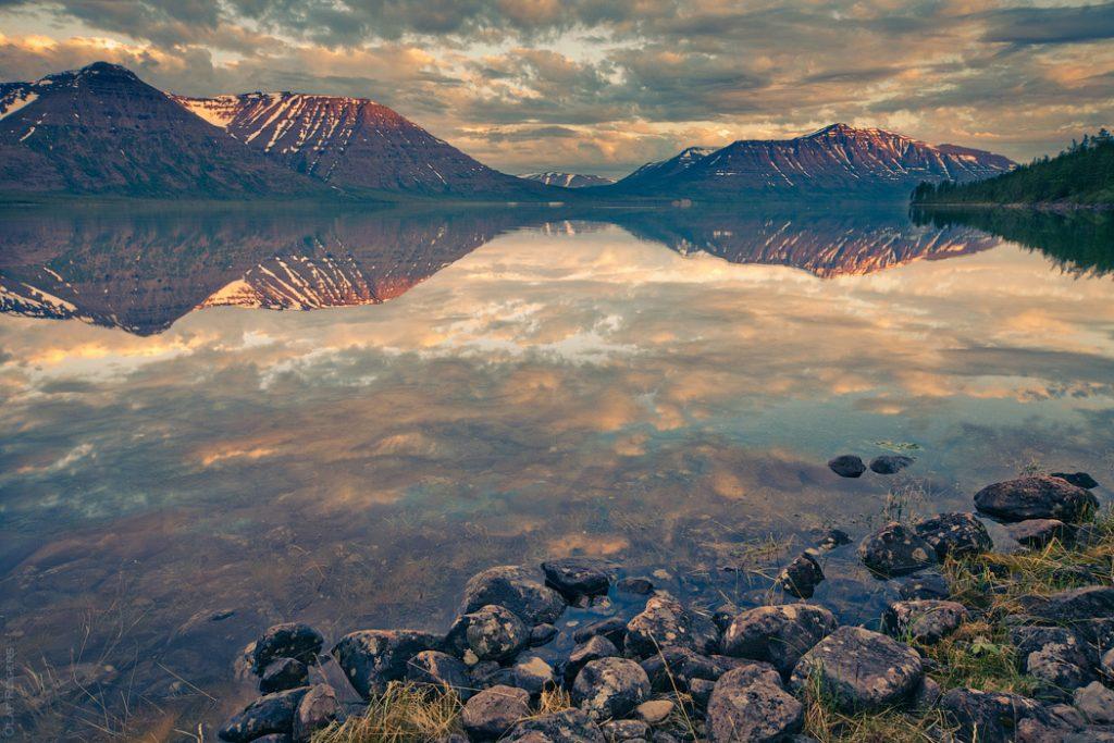 Великолепие полуострова Таймыр