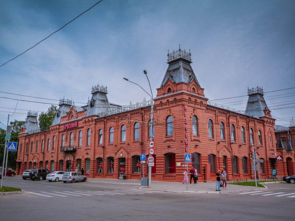 5 шедевров сибирской архитектуры