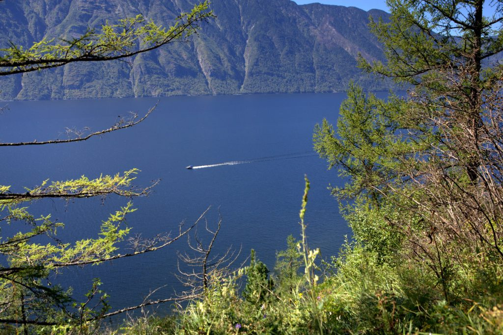 Волшебный мир Телецкого озера